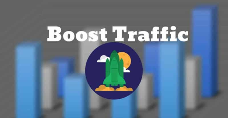 how to increase traffic to your website